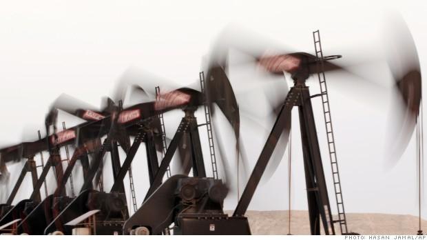 Oil prices crash below $70