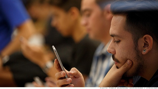 Apple users outspend Android users on 'Black Thursday'