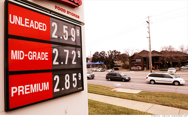 Black Friday's real deal: Gas could go to $2.50