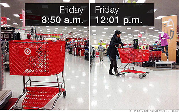 Black Friday: Just another busy shopping day