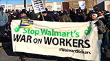 Walmart hit with protests on Black Friday