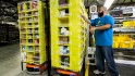 Amazon deploys army of robots in its next gen warehouses