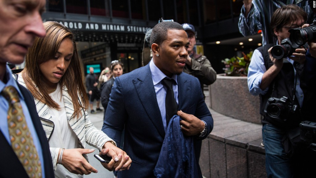 Can Ray Rice make a comeback?