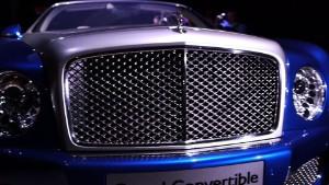 Bentley has a convertible!?