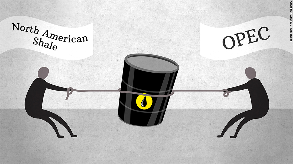 OPEP vai reduzir produção de Petróleo