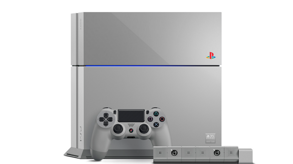 Happy birthday PlayStation!
