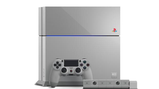 PlayStation cumple 20 años y Sony lo celebra con una PS4 edición especial
