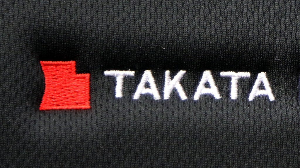 Here's what a Takata airbag explosion looks like
