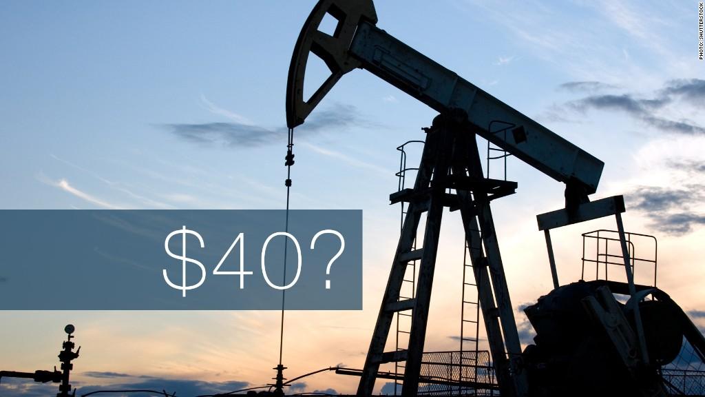 40 dollar oil