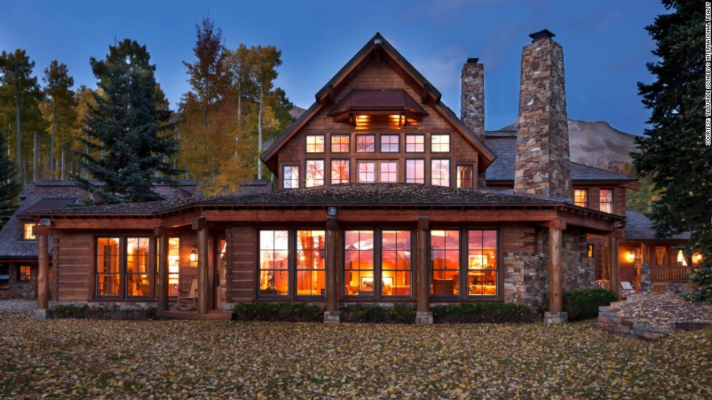 Buy Tom Cruise 39 S Colorado Getaway For 59 Million