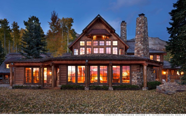 Tom Cruise Lists Colorado Home For $59 Million