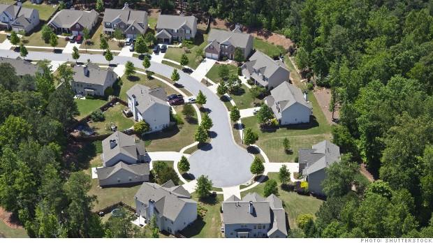 strong housing markets atlanta