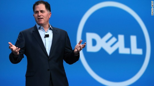 The biggest tech deal ever: Dell buys EMC for $67 billion