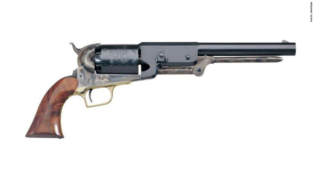 Colt Revolver Rifle Rifles And Colt Revolvers