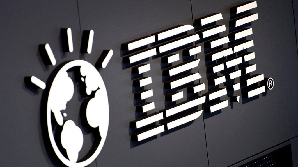 IBM investors sing the Big Blues