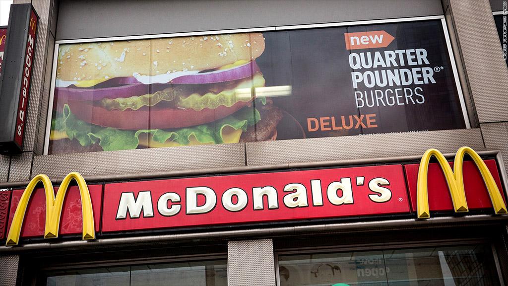 McDonald's weirdest menu items