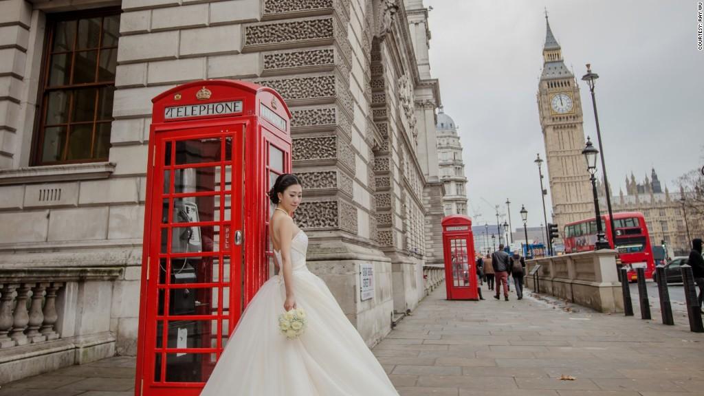 Chinese wedding London 6