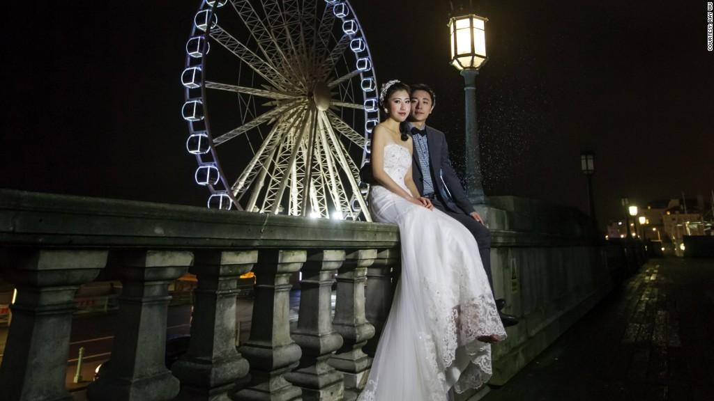Chinese wedding London 8
