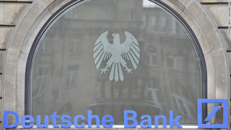 Deutsche Bank plans to buy back $5 billion of its own debt