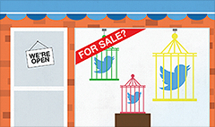 Twitter should sell itself. Here's why.