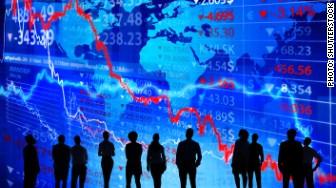 stocks drop fear returns global economy