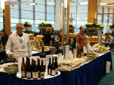 farmers market in airport