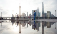 Blankfein: China 'deserves' to be largest economy