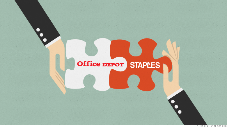questions staples office depot A major office-supply company merger is now in the works between office depot and staples first attempted 18 years ago, will this time be the charm.