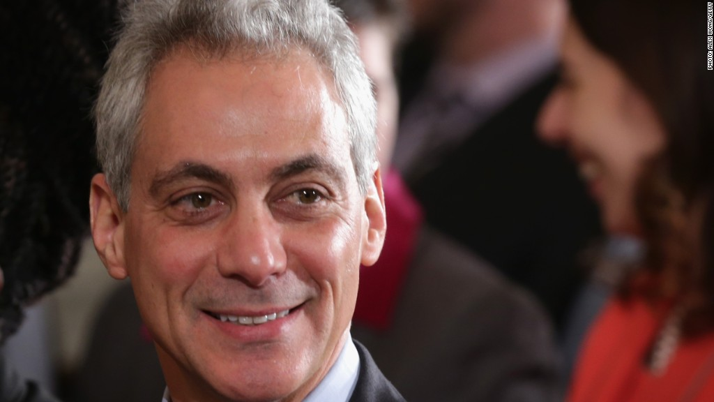 rahm emanuel innovation