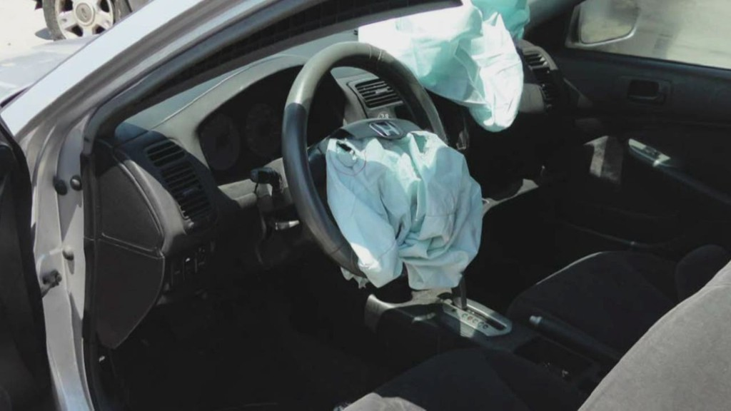 Takata resistant to airbag recall