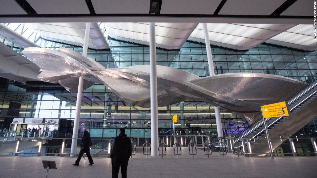 Heathrow airport CEO: UK is 'better off in EU'