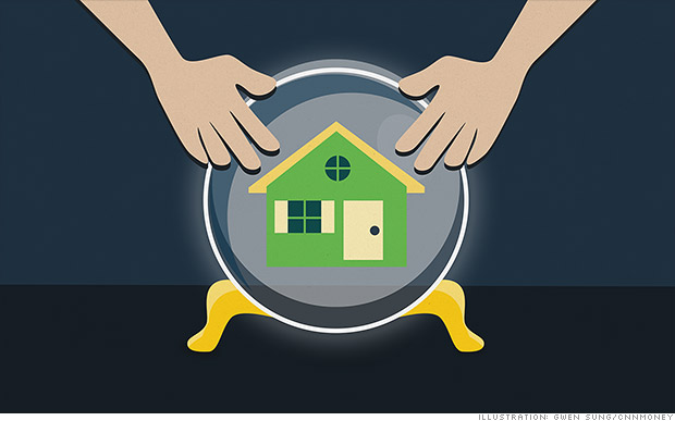 How the housing market will change in 2015