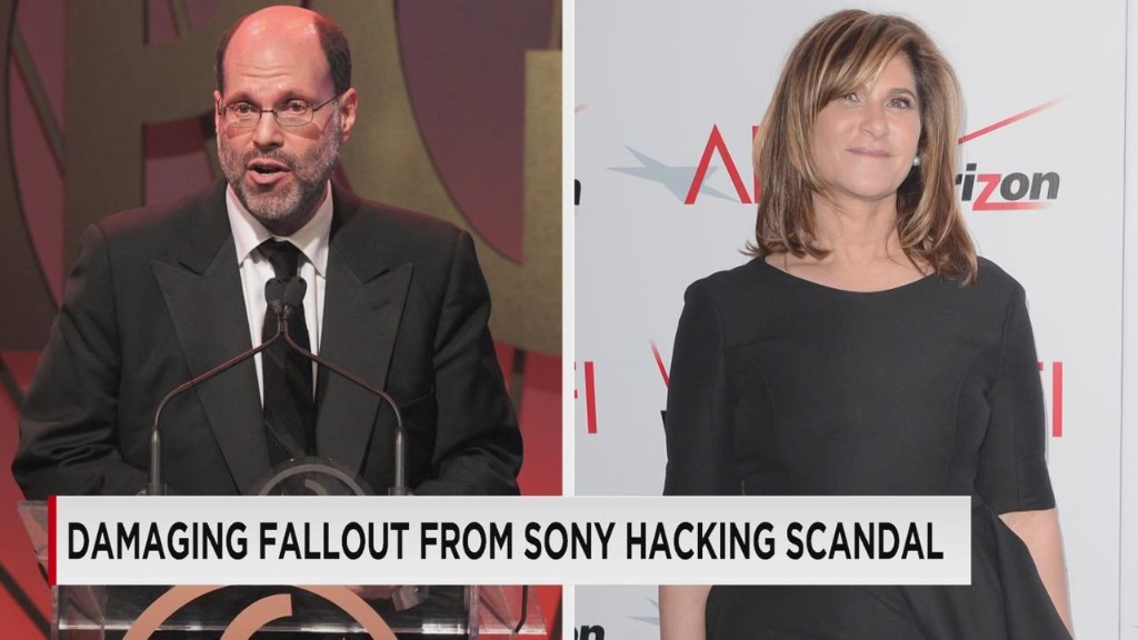 Damaging fallout from Sony hacking scandal