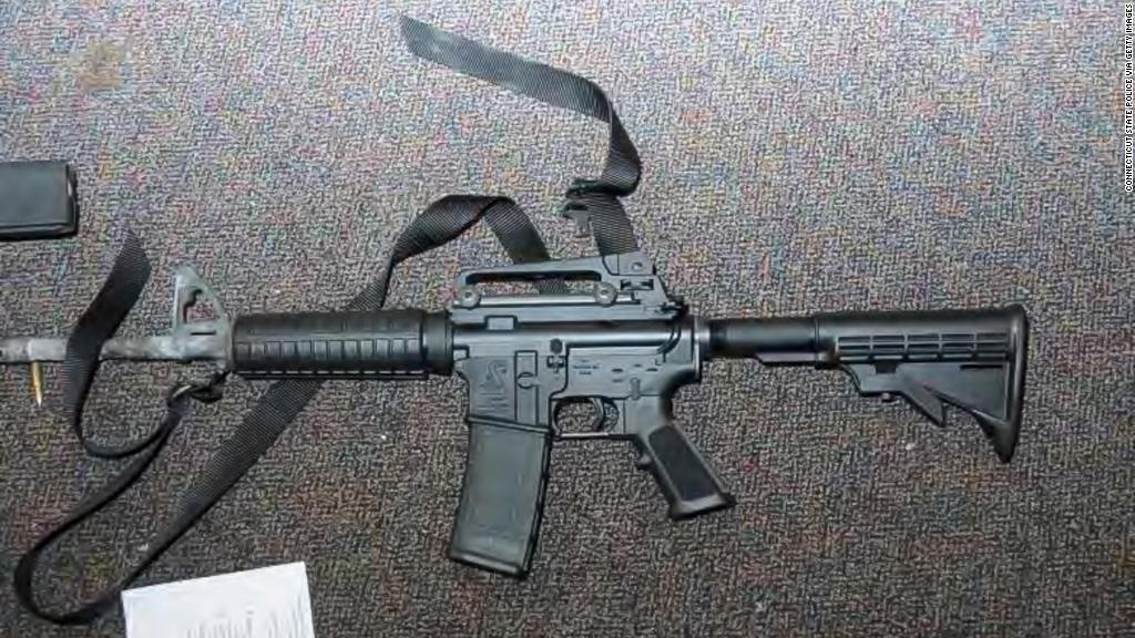 bushmaster sandy hook