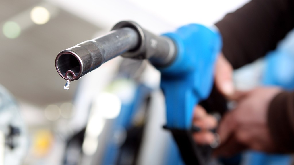 Gas for less than $2 might not be good news