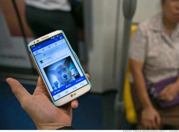 worst tech facebook app