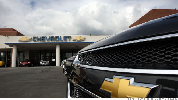GM to make more cars in Mexico