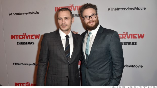 Anger over the end of 'The Interview'