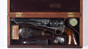 2 guns a minute sold at $1 million auction
