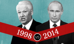 Russia crisis: Don't panic like it's 1998