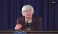 Fed chief Yellen: Oil drop is 'positive' for U.S.