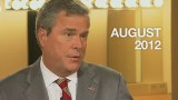 Jeb Bush's views on the U.S. economy