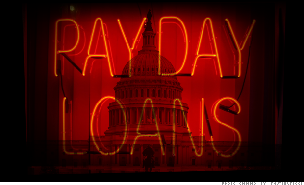 Payday lenders throw millions at powerful politicians to get their way