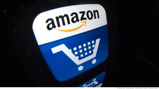 Amazon opens store on Alibaba's Tmall