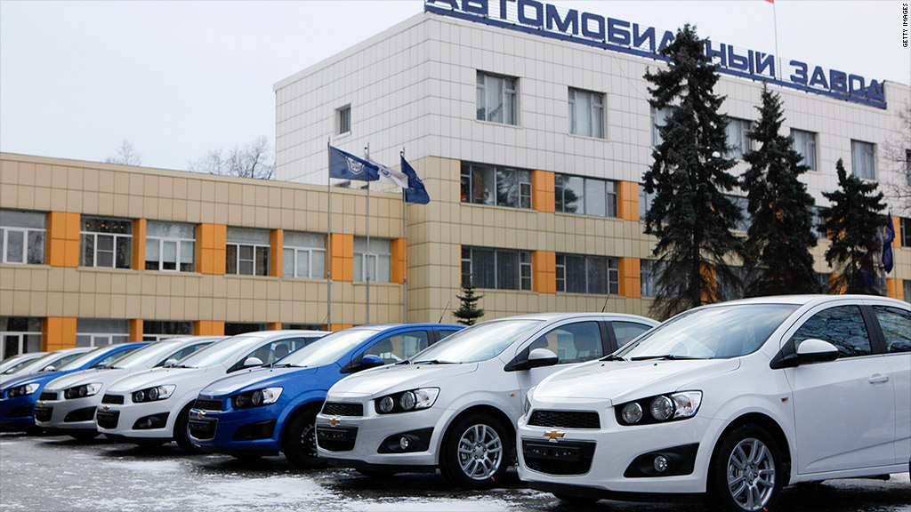 ford and gm in russia Ford and gm scrutinized for alleged nazi collaboration  the nazis could have invaded poland and russia without  both ford and general motors.