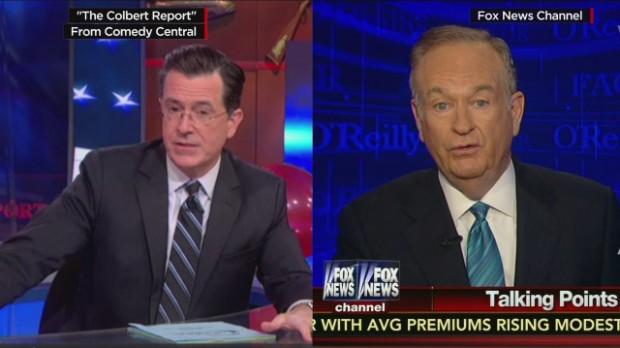 Stephen Colbert: The Man vs. The Character