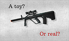 Toy guns look too real, NY AG says