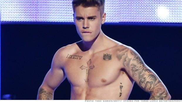 Justin Bieber lost 3.5 million followers