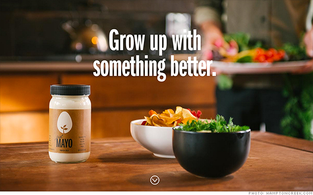 Unilever lays an egg: Drops Just Mayo lawsuit