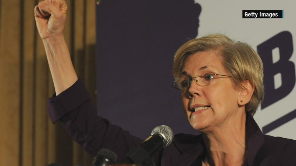 Elizabeth Warren in 85 seconds